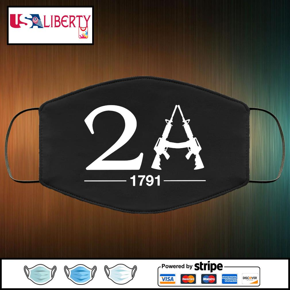 2A 1791 face mask