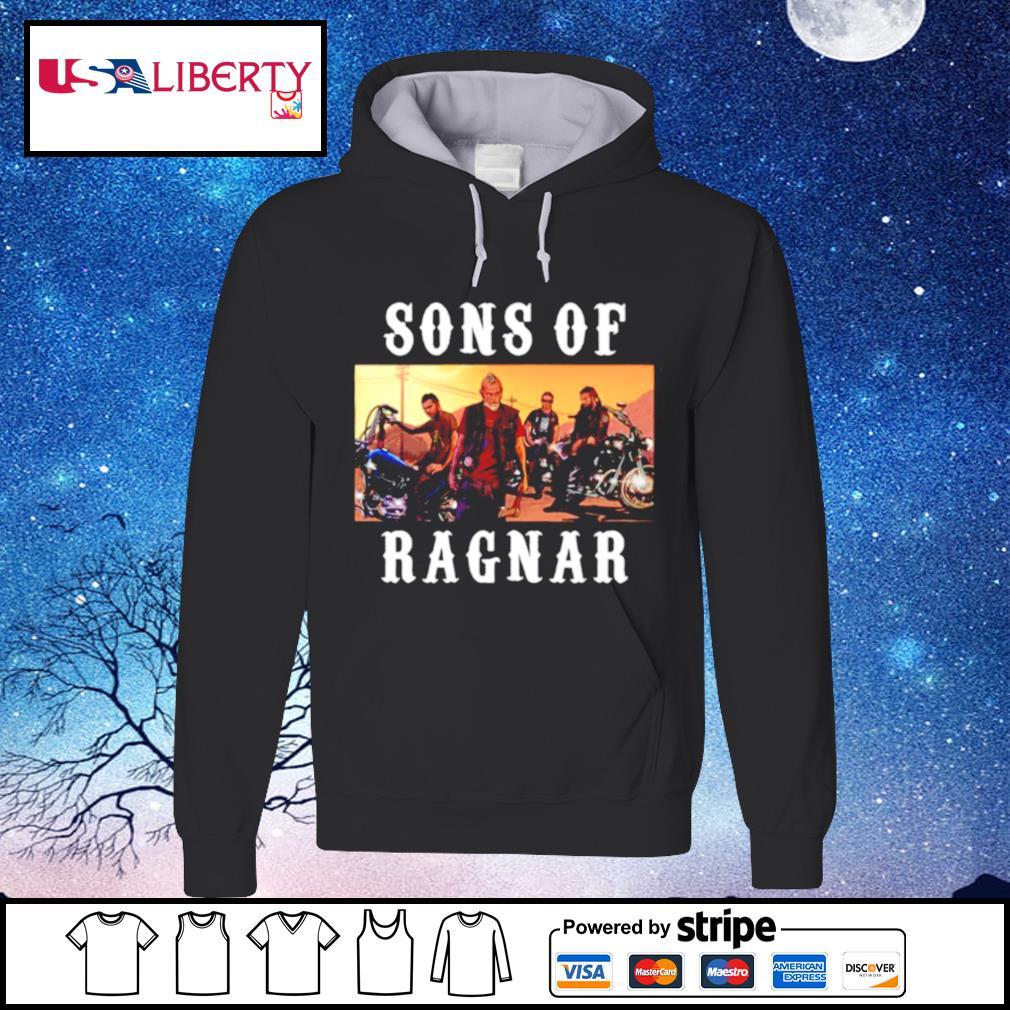 Sons Of Ragnar Motor s hoodie