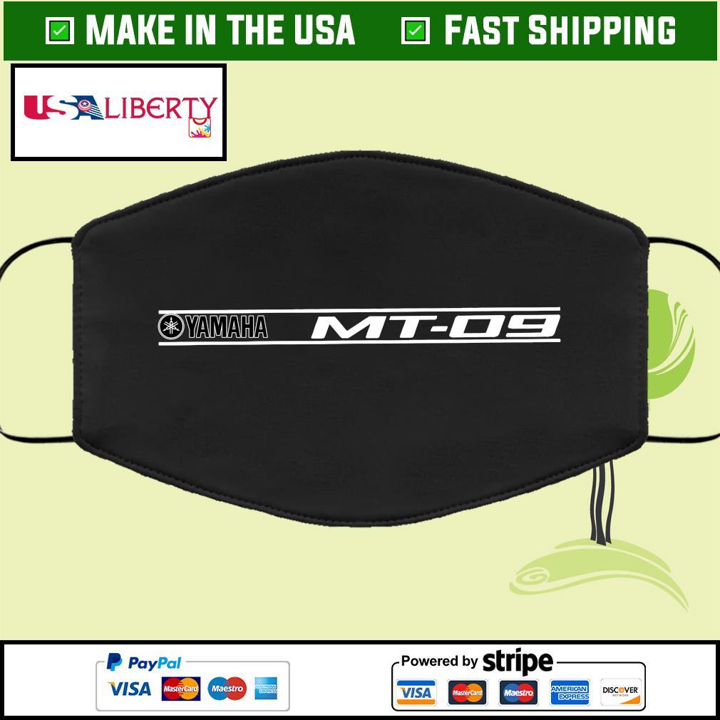 Yamaha MT09 Design Lite Cloth Face Mask Washable