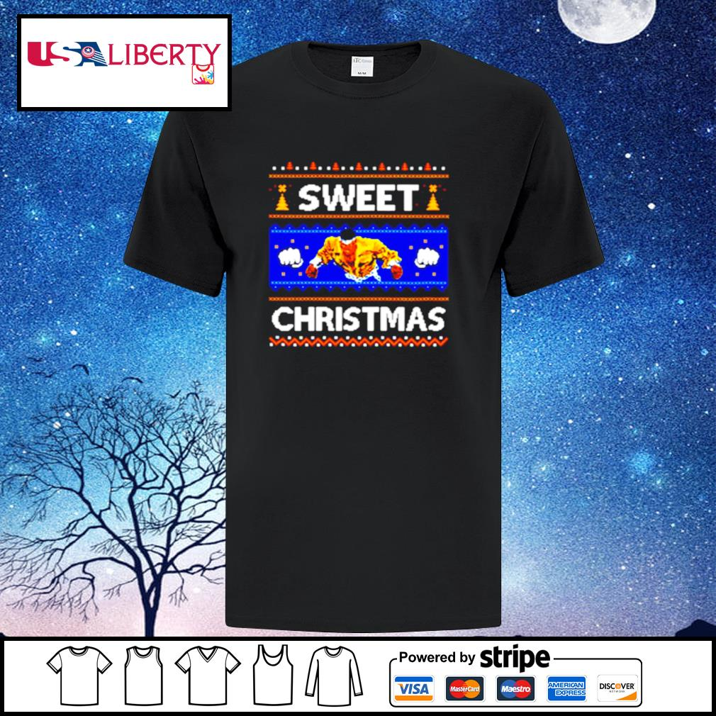 Sweet Christmas Ugly shirt